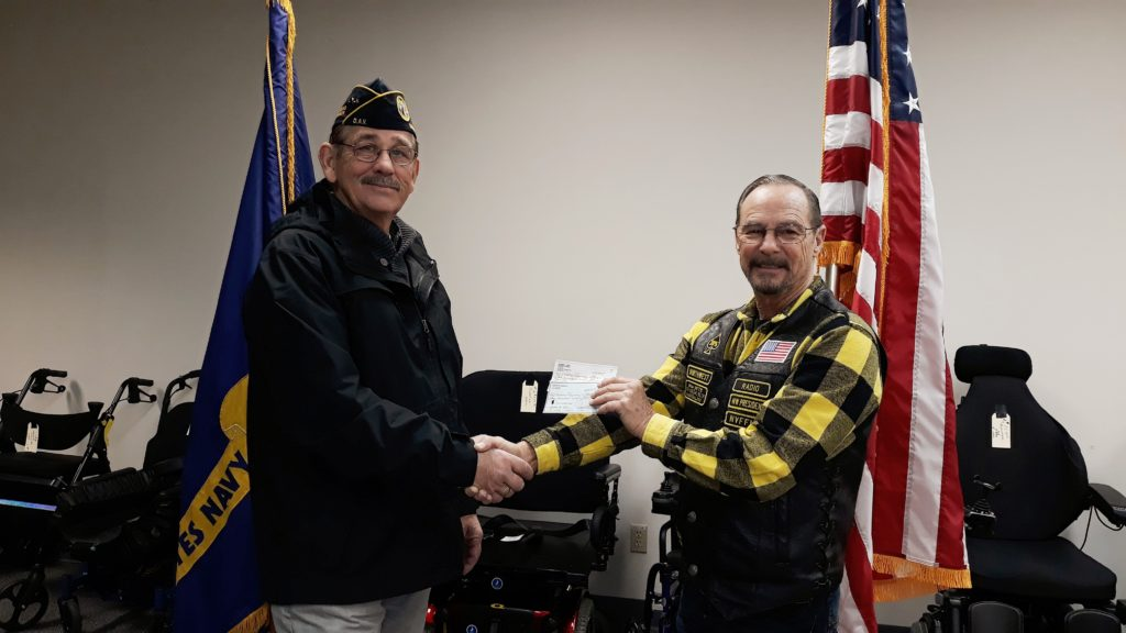 NWRP Radio Disabled American Veterans