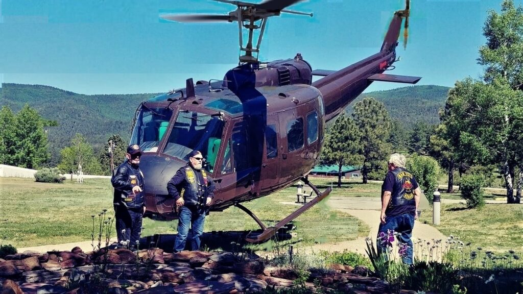 LZ Angel Fire, New Mexico... 2019