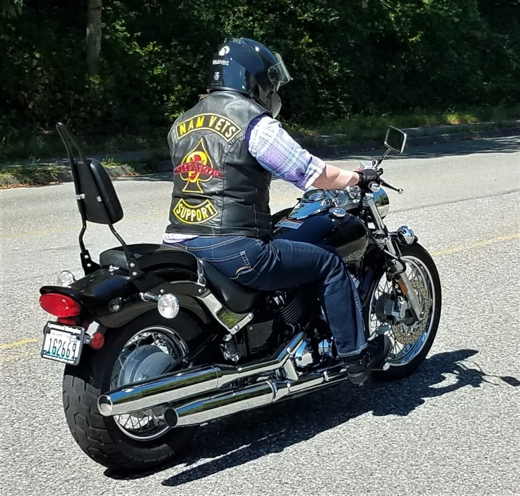 NVMC Support, Ride With Pride .. 2020